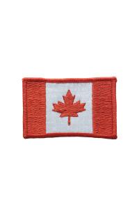 """Шеврон """"Флаг Канады"""""""