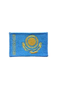 "Шеврон ""Флаг Казахстана"""