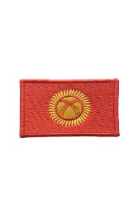 """Шеврон """"Флаг Киргизии"""""""