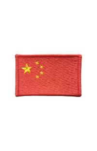 """Шеврон """"Флаг Китая"""""""