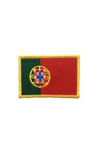 """Шеврон """"Флаг Португалии"""""""