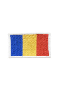 """Шеврон """"Флаг Румынии"""""""