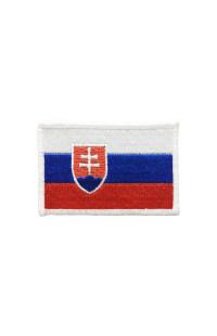 """Шеврон """"Флаг Словакии"""""""
