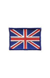 "Шеврон ""Флаг Великобритании"""