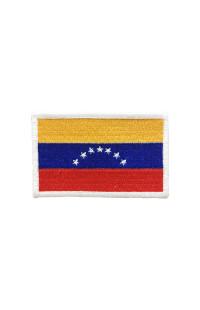 """Шеврон """"Флаг Венесуэлы"""""""