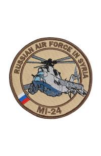 Шеврон MI-24