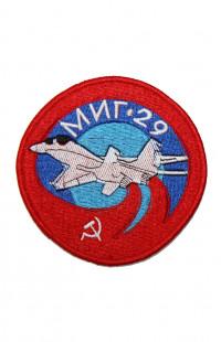 """Шеврон """"МИГ-29 """""""