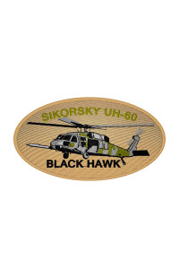 Шеврон Sikorsky UH-60 Black Hawk