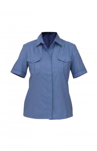Блуза женская с коротким рукавом на заказ