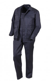 Костюм рабочий для защиты от ОПЗ смесовая синий