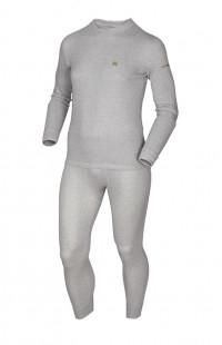 Термобелье мужское TERMOLINE Merino серый
