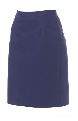 Юбка форменная рип-стоп синий