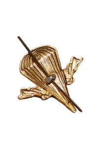 Эмблема ВДВ (золото)