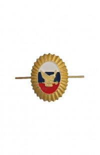Кокарда ВОХР (Сова) нового образца